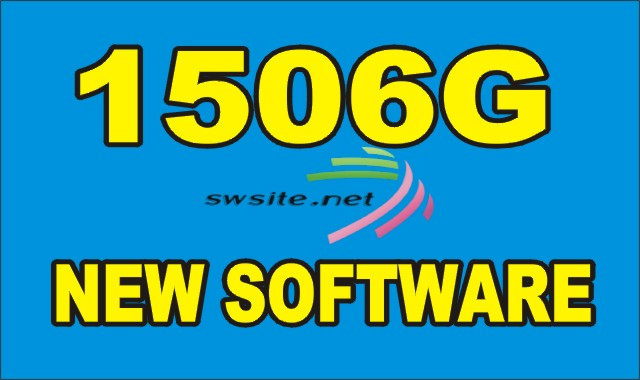 1506g SCR1 V10. 07.06 NEW SOFTWARE