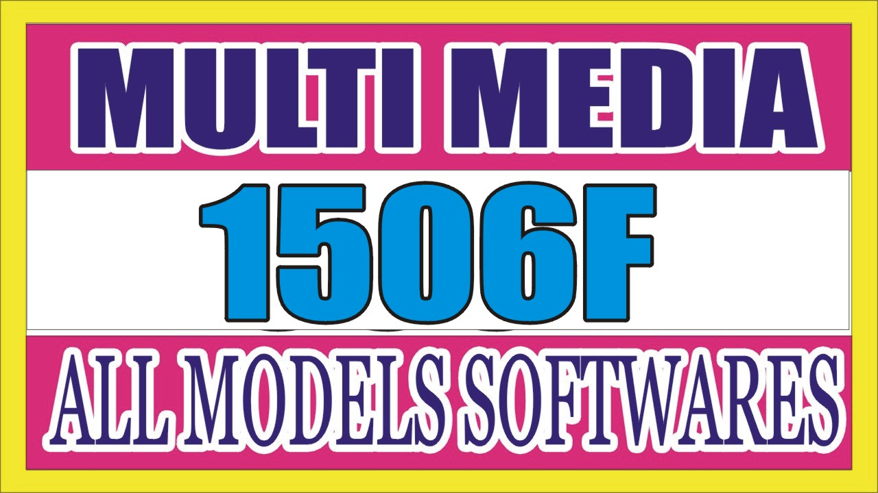 1506F New Software