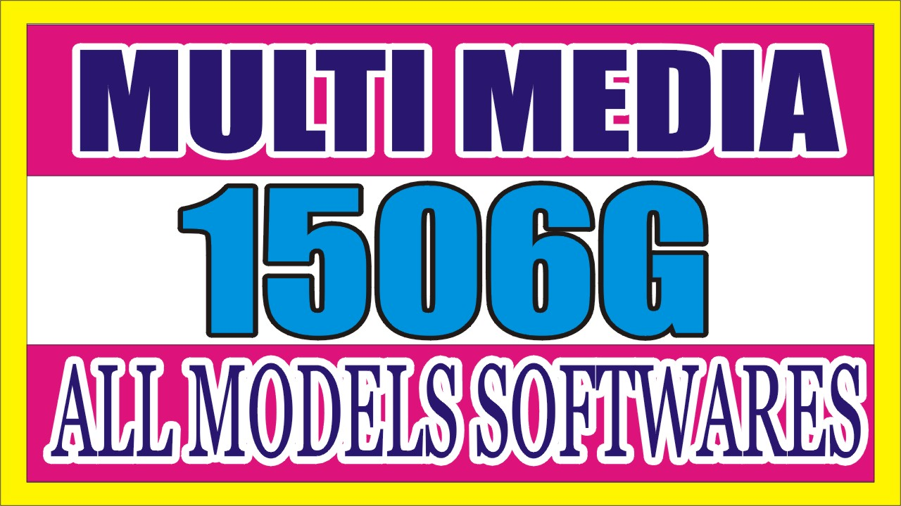 1506g New Software