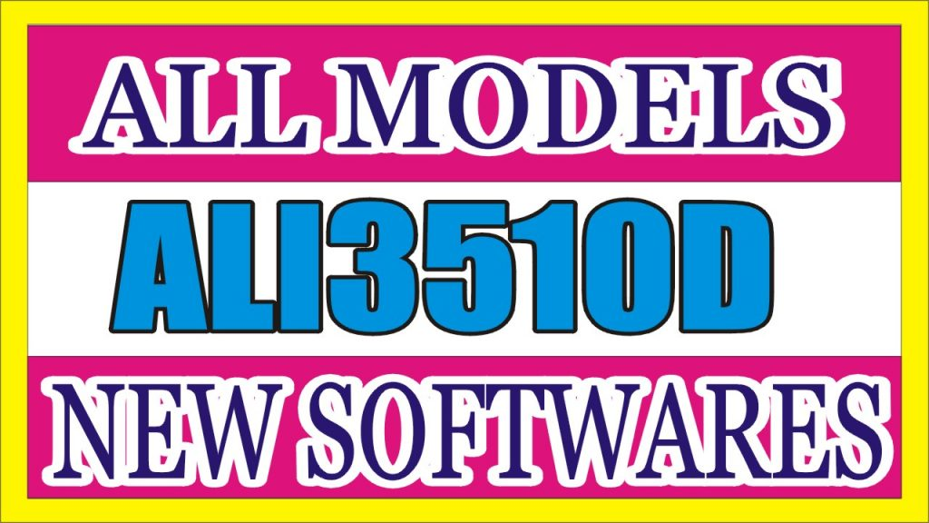 Ali3510d F1F2 Receivers Software for free Download