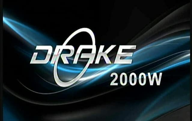 DRAKE 2000W 1506TV 512 4M BUILT IN WIFI NEW SOFTWARE