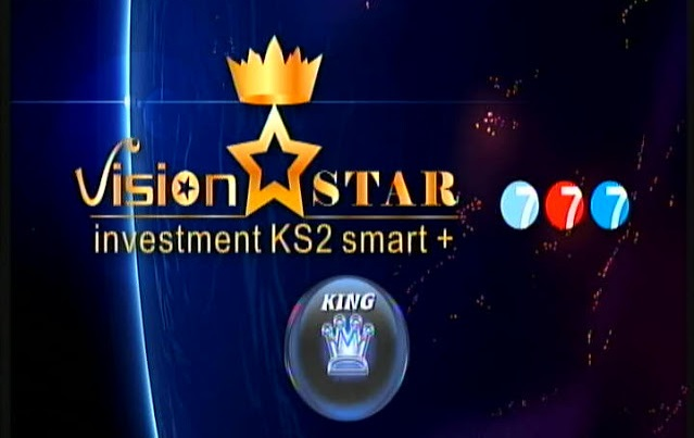 VISION STAR 777 KING PLUS 1507G 1G 8M NEW SOFTWARE