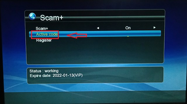 GXSS1B VER3.1 GXSS1B VER3.0 SCAM ONE YEAR FREE SERVER NEW SOFTWARE8
