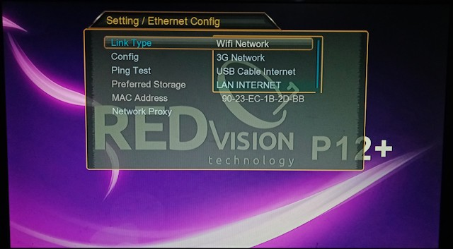 REDVISION P12 PLUS HD RECEIVER NEW SOFTWARE3