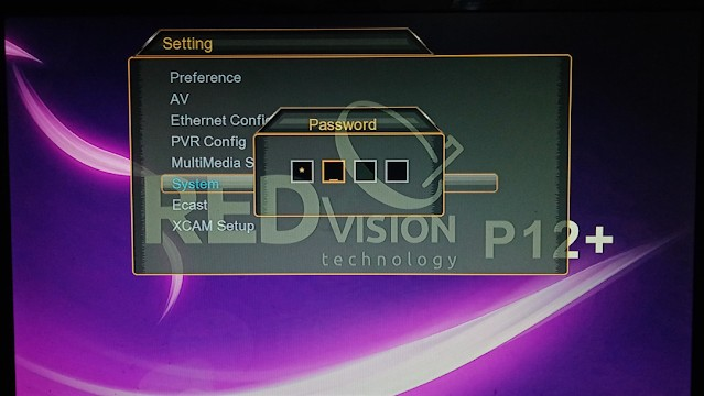 REDVISION P12 PLUS HD RECEIVER NEW SOFTWARE4