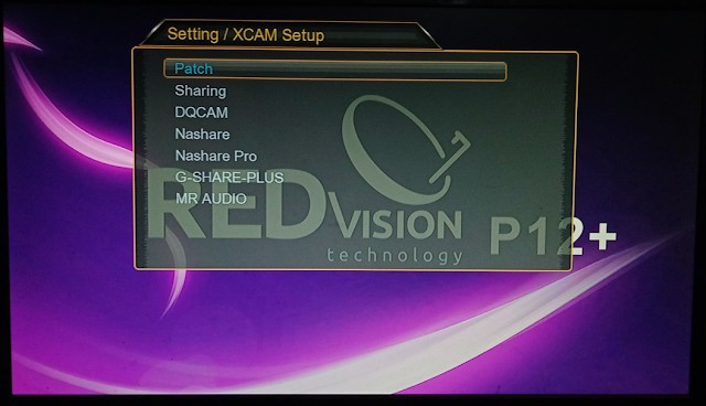 REDVISION P12 PLUS HD RECEIVER NEW SOFTWARE5