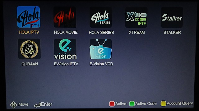 REDVISION P12 PLUS HD RECEIVER NEW SOFTWARE7