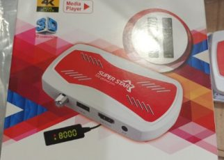 SUPERSTAR S20 GRAND PRO HD RECEIVER NEW SOFTWARE