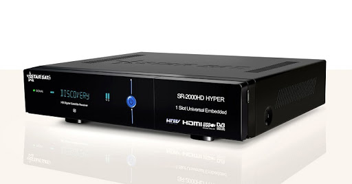 StarSat SR-2000HD HYPER NEW SOFTWARE