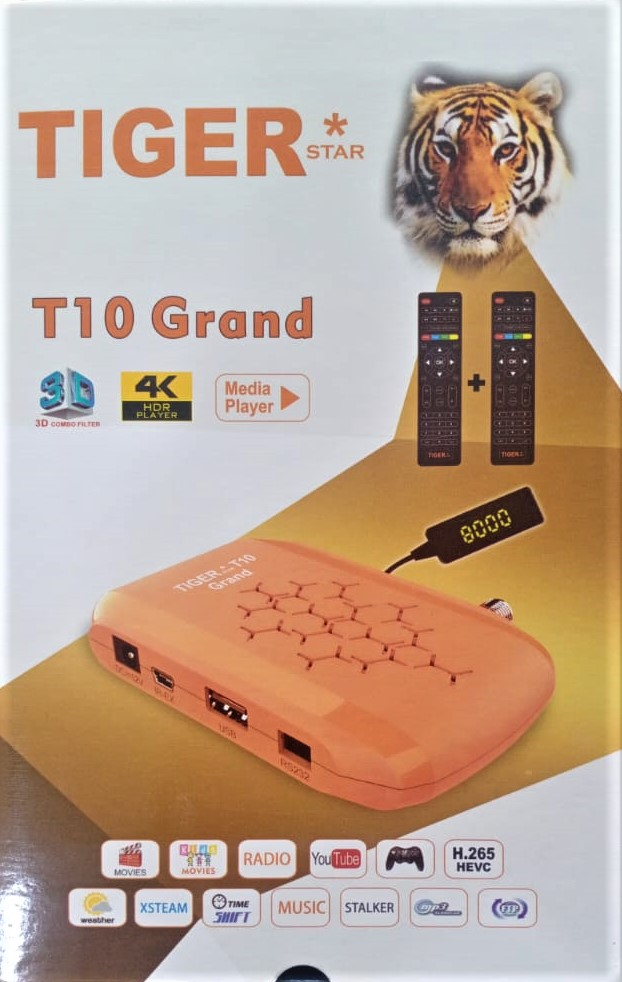 Tiger T10 Grand New Software V1.33