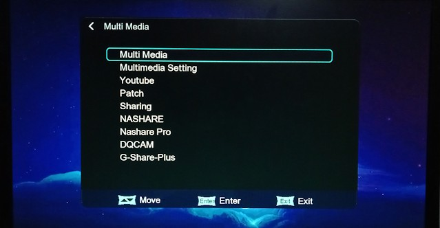 BLUE STAR 9900 X7 1506TV 8M BUILT IN WIFI NEW SOFTWARE6