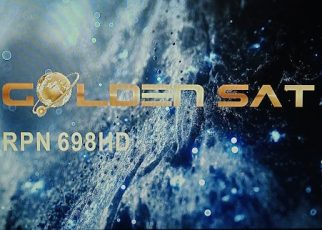 GOLDEN SAT RPN 698 HD 1506TV 512 4M NEW SOFTWARE