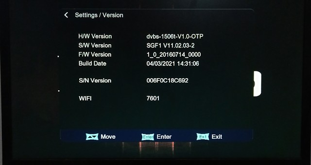LEG N24 PRO 1506T HD RECEIVER NEW SOFTWARE