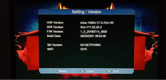 MARVEL 1506TV NEW SOFTWARE WITH G SHARE PLUS V2 OPTION 2