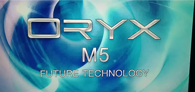 ORYX M5 1506TV 512 4M NEW SOFTWARE