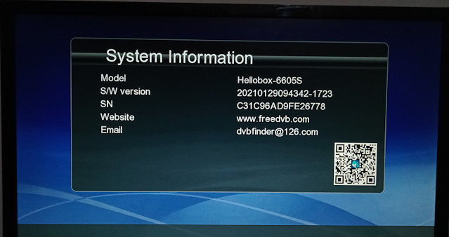 GX6605S HW203 NEW SOFTWARE WITH ONE YEAR FREE SCAM SERVER SUPPORT WIFI RT5370MT76012222222