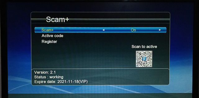 GX6605S HW203 NEW SOFTWARE WITH ONE YEAR FREE SCAM SERVER SUPPORT WIFI RT5370MT7601444444